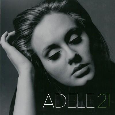 ADELE: 21 LP