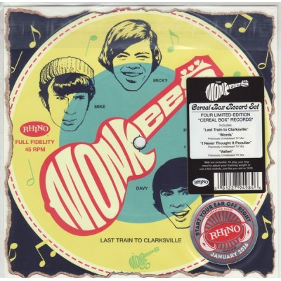 MONKEES: 7-REAL BOX RECORDS...