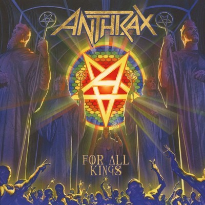 ANTHRAX: FOR ALL KINGS 2LP