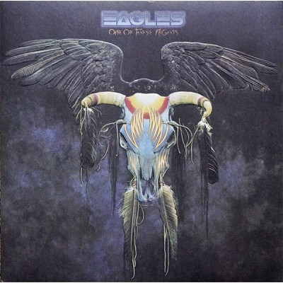 EAGLES: ONE OF THESE NIGHTS LP