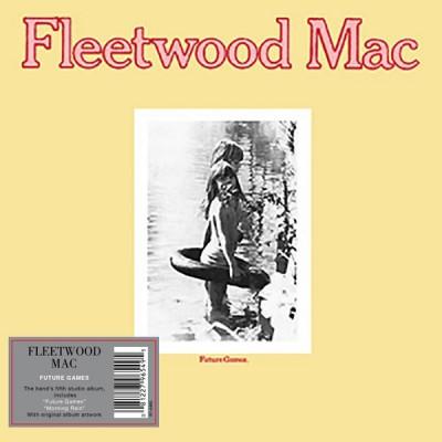 FLEETWOOD MAC: FUTURE GAMES LP