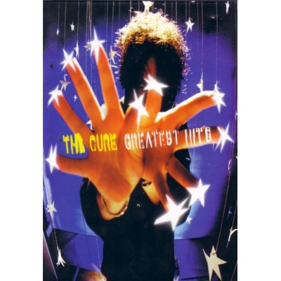 CURE: GREATEST HITS DVD
