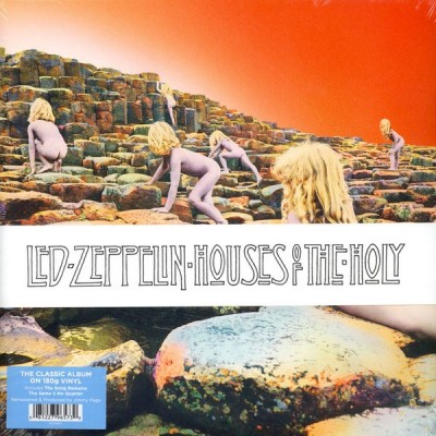 LED ZEPPELIN: HOUSES OF THE...