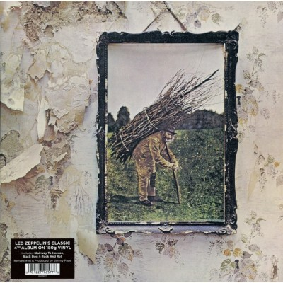 LED ZEPPELIN: IV LP