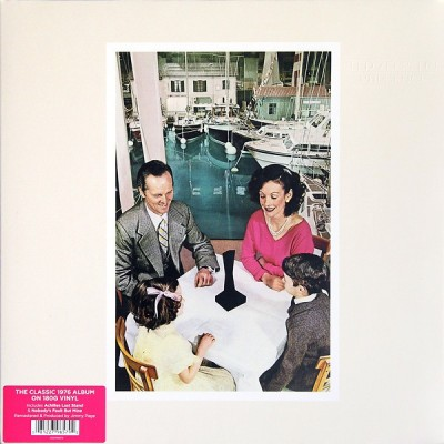 LED ZEPPELIN: PRESENCE LP