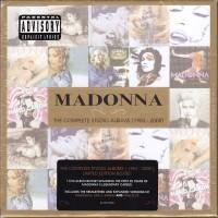 MADONNA: COMPLETE STUDIO ALBUMS (1983-2008) 11CD