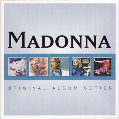 MADONNA: ORIGINAL ALBUM...