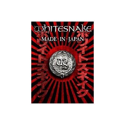 WHITESNAKE: MADE IN JAPAN DVD