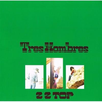 ZZ TOP: TRES HOMBRES LP