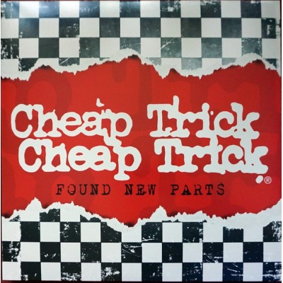 CHEAP TRICK: FOUND NEW...