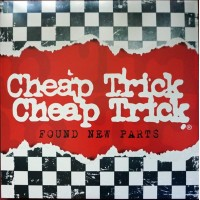 CHEAP TRICK: FOUND NEW PARTS 12in