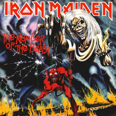 IRON MAIDEN: NUMBER OF THE...