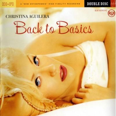 AGUILERA CHRISTINA: BACK TO...