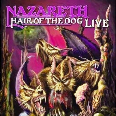 NAZARETH: HAIR OF THE DOG...