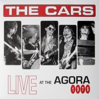 "CARS: LIVE AT THE AGORA 1978 (140 GR 12"" BLUE LTD) RSD 2017 12in"