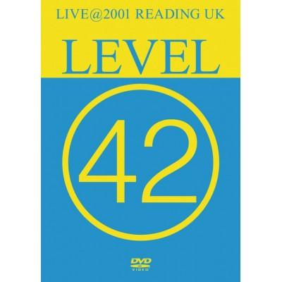 LEVEL 42: LIVE 2001@READING...