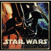 STAR WARS: THE MUSIC OF -30TH ANNIVERSARY COLLECTOR'S EDITION- 8CD