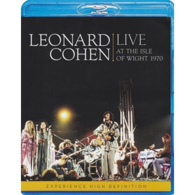 COHEN LEONARD: LIVE AT THE...