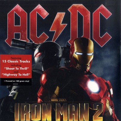 AC/DC: IRON MAN 2 2LP