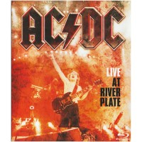 AC/DC: LIVE AT RIVER PLATE Blu-ray Video