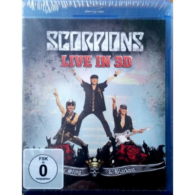 SCORPIONS: GET YOUR STING...