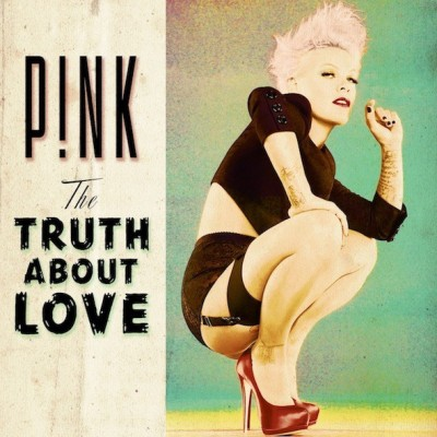 PINK: TRUTH ABOUT LOVE 2LP