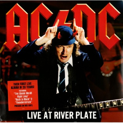 AC/DC: LIVE AT RIVER PLATE 3LP
