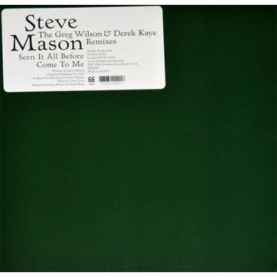 MASON STEVE: GREG WILSON &...