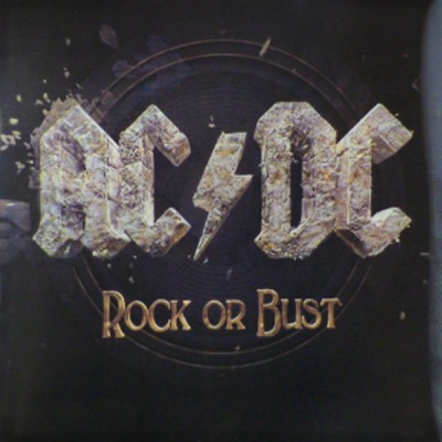 AC/DC: ROCK OR BUST LP/CD