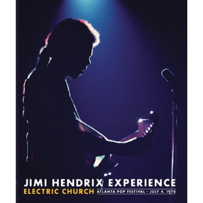 HENDRIX JIMI: ELECTRIC...