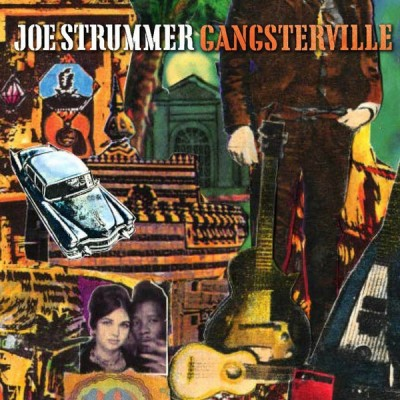STRUMMER JOE: GANGSTERVILLE LP
