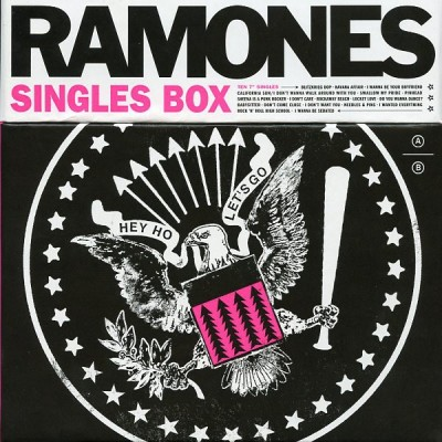 RAMONES: SINGELS BOX 76-79...