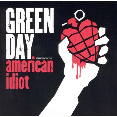 GREEN DAY: AMERICAN IDIOT CD