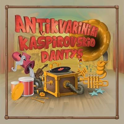 ANTIKVARINIAI KASPIROVSKIO...