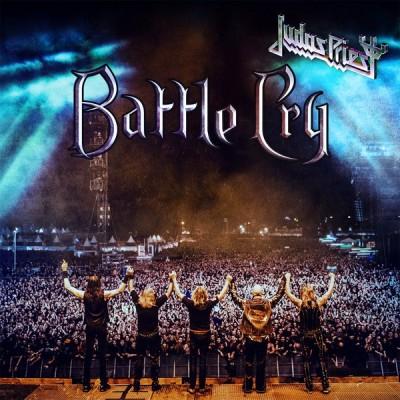 JUDAS PRIEST: BATTLE  CRY CD