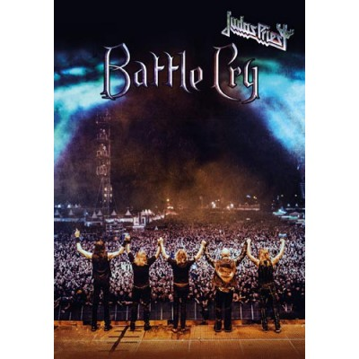 JUDAS PRIEST: BATTLE  CRY DVD
