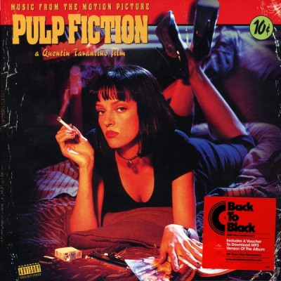 SOUNDTRACK: PULP FICTION LP