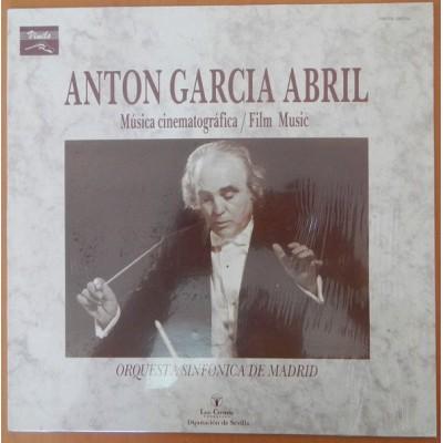ABRIL ANTON GARCIA: MUSICA...