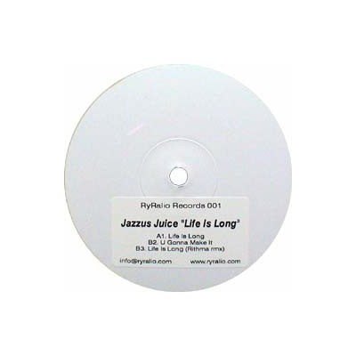 JAZZUS JUICE: LIFE IS LONG LP