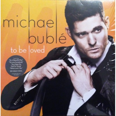 BUBLE MICHAEL: TO BE LOVED LP