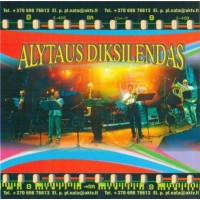 ALYTAUS DIKSILENDAS:  CD