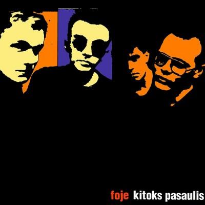 FOJE: KITOKS PASAULIS 2LP