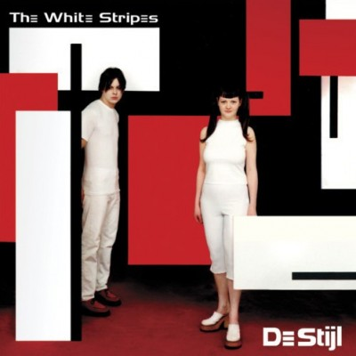 WHITE STRIPES: DE STIJL LP