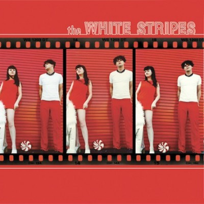 WHITE STRIPES: WHITE...