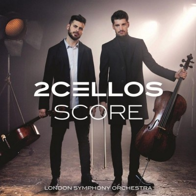 2 CELLOS: SCORE 2LP