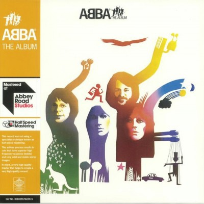 ABBA: ALBUM 2LP