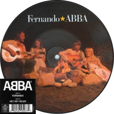 """ABBA: FERNANDO (7"""" PICTURE..."""