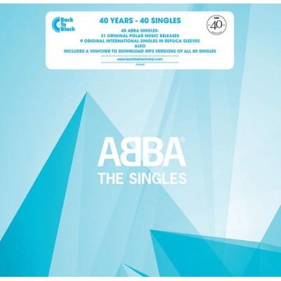 ABBA: SINGLES BOX 40 X...