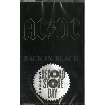 AC/DC: BACK IN BLACK...