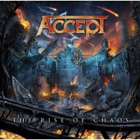 ACCEPT: RISE OF CHAOS CD
